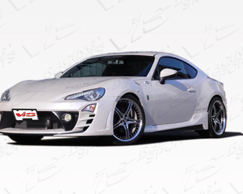 Image of VIS Racing Alfa Side Skirts Scion FRS 13-14