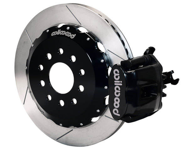 Wilwood 11 Inch Rear Big Brake Kit w/Combination Parking Brake Acura Integra 90-01 - 140-10206