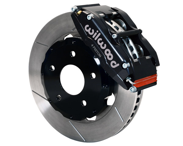 Wilwood Superlite-4R 12 Inch Road Race Front Big Brake Kit Chevrolet Camaro 98-02 - 140-10691