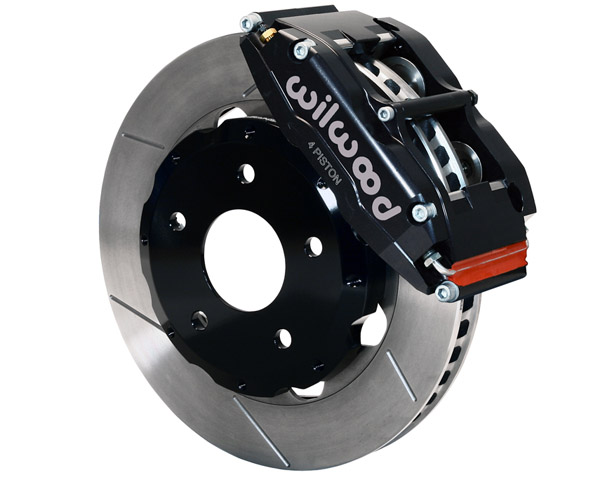 Wilwood Superlite-4R 12 Inch Road Race Front Big Brake Kit Ford Mustang 94-03 - 140-10692