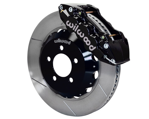 Wilwood W6AR 14 Inch Front Big Brake Kit Dodge Magnum | Charger | Challenger 06-10 - 140-11764