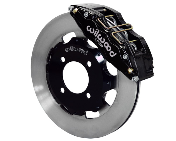 Wilwood Dynapro-6 12 Inch Front Big Brake Kit Ford Fiesta 11-13