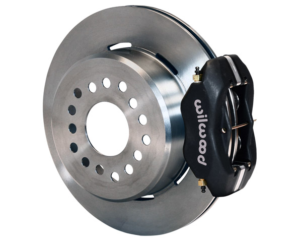 Wilwood Forged Dynalite Rear Big Brake Kit w/Parking Brake Chevrolet Camaro 93-97 - 140-7148