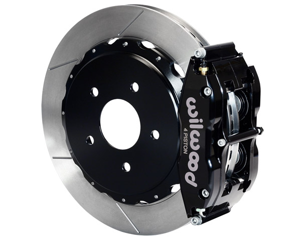 Wilwood Superlite-4R 13 Inch Rear Big Brake Kit Chevrolet Corvette ALL 97-04 - 140-8032