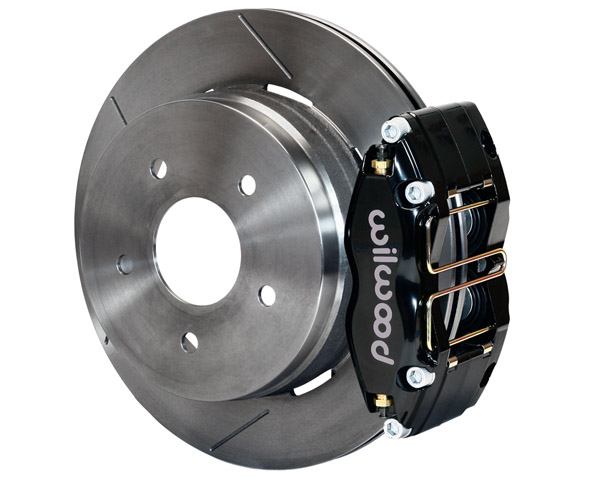 Wilwood Dynapro Radial 12 Inch Rear Big Brake Kit Pontiac GTO 04-06 - 140-8754