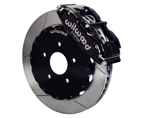 Wilwood Superlite-6R 13 Inch Front Big Brake Kit Ford Mustang 94-04