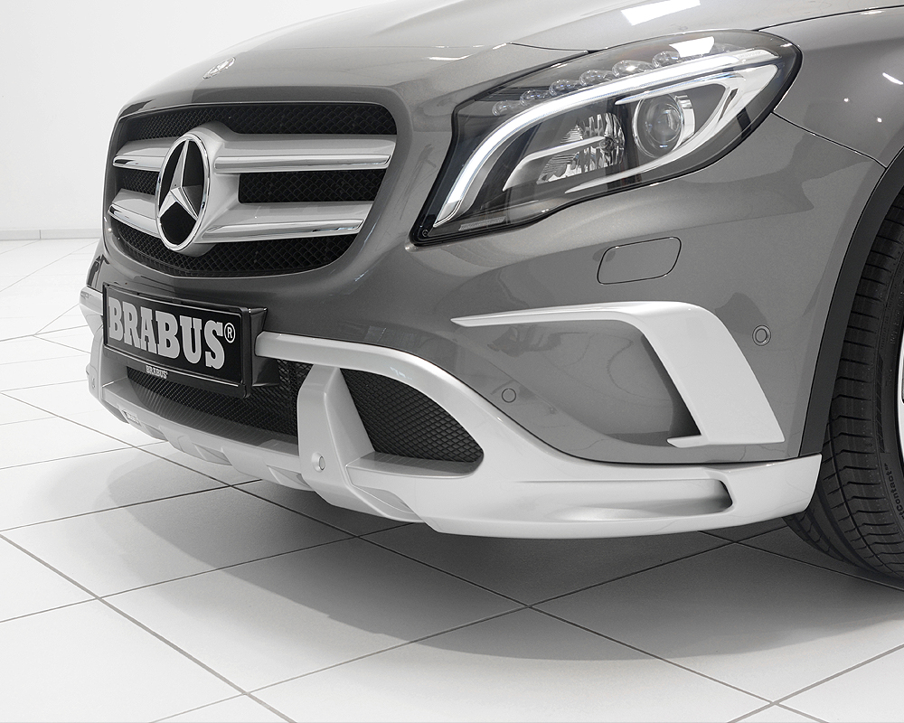 Brabus Front Bumper Add-On Mercedes Benz GLA250 14-15 - 156-210-00