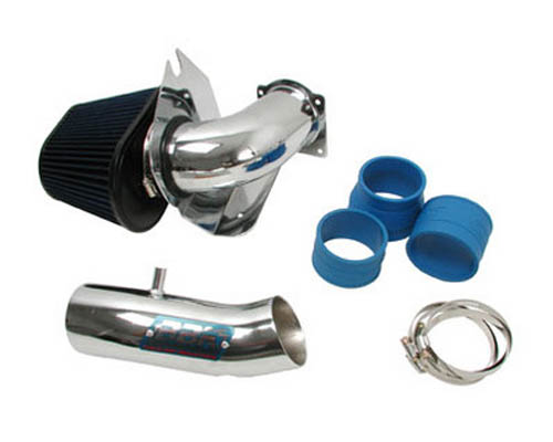 BBK Chrome Cold Air Intake System Ford Mustang 5.0L 94-95