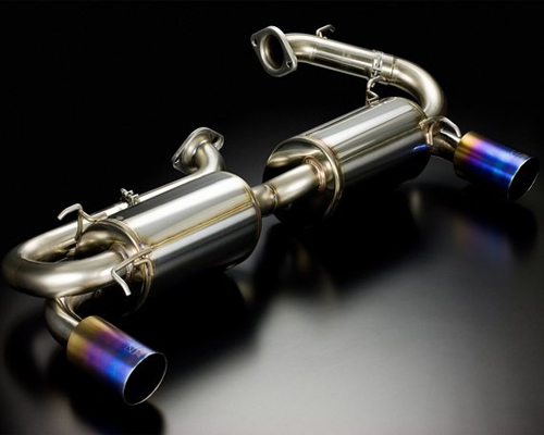 Toda C32B (NA2 | type III) High Power Muffler System Honda NSX - 18000-NA2-100