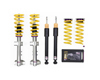 KW Street Comfort Coilover Kit with Adjustable Rebound Dampening Mercedes-Benz C-Class W204 C250 C