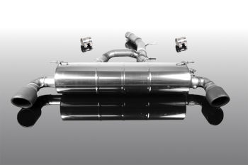AC Schnitzer Silencer w/ Black Endpipes BMW Z4 G29 20i/30i - 18123291109