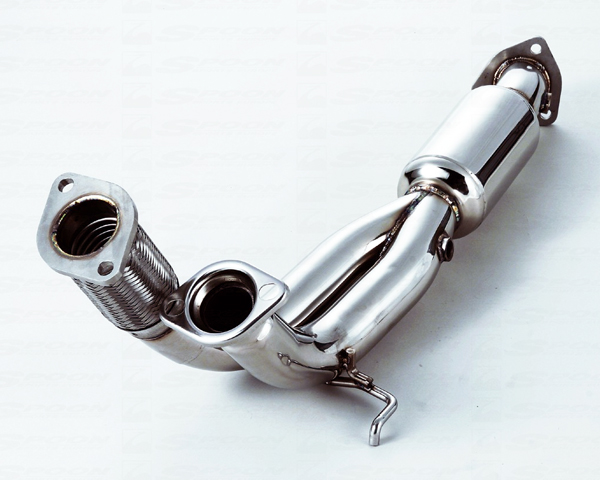 Image of SPOON Sports 2-1 Exhaust Manifold Lower Half Acura RSX Including Type-S 02-06