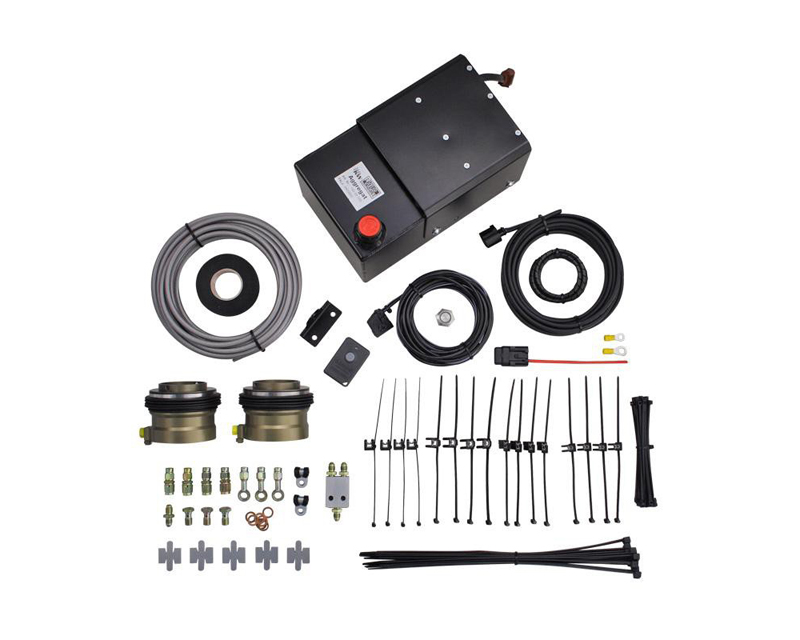 KW HLS 2 Front Axle Lift System Upgrade for Existing KW Coilover Kit Porsche 911 997 Turbo Cabrio with PASM 08-12 - 19271229
