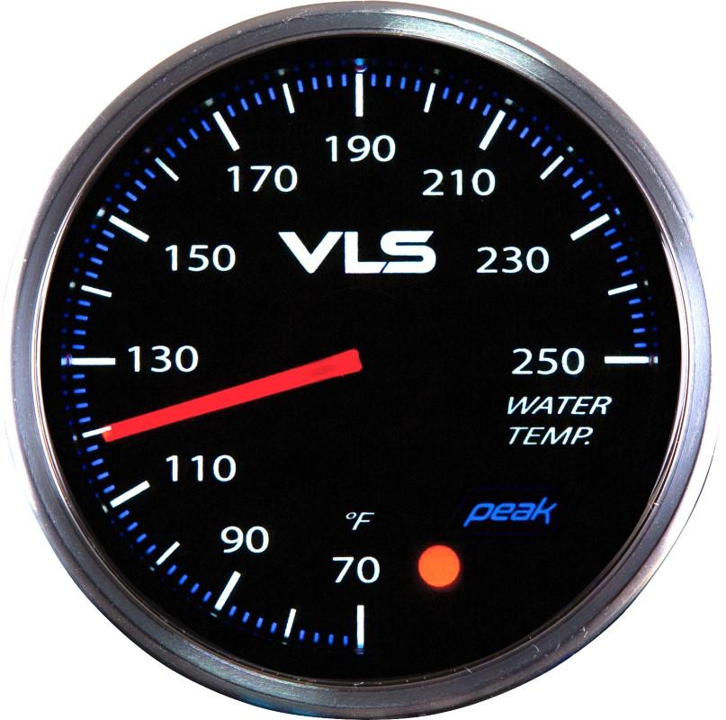 Revel VLS II Water Temperature Analog Gauge - 1TR1AB002