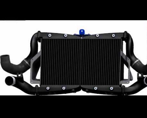 Wagner Tuning Evolution Competition Core Intercooler Kit Nissan GT-R 3.8L 404KW | 549PS 09-18 - 200001055