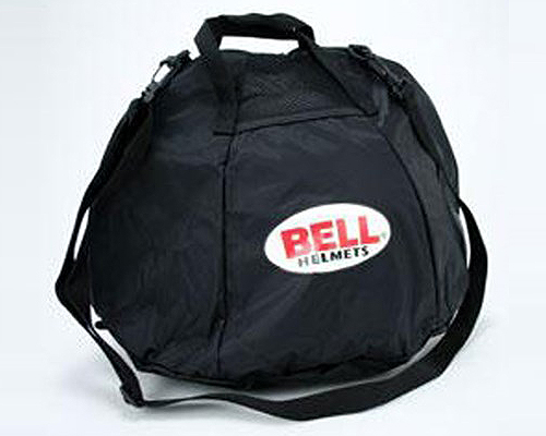 Bell Racing Black Fleece Helmet Bag