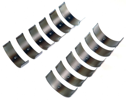 Image of Cosworth Size 0 Tri Metal Main Bearing Set Nissan VQ35 3.5L 01-12
