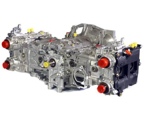 Cosworth HP Long Block 2.6L / 8.2:1 CR / 81mm Crank / 20007395 Cams Subaru EJ25 08-09