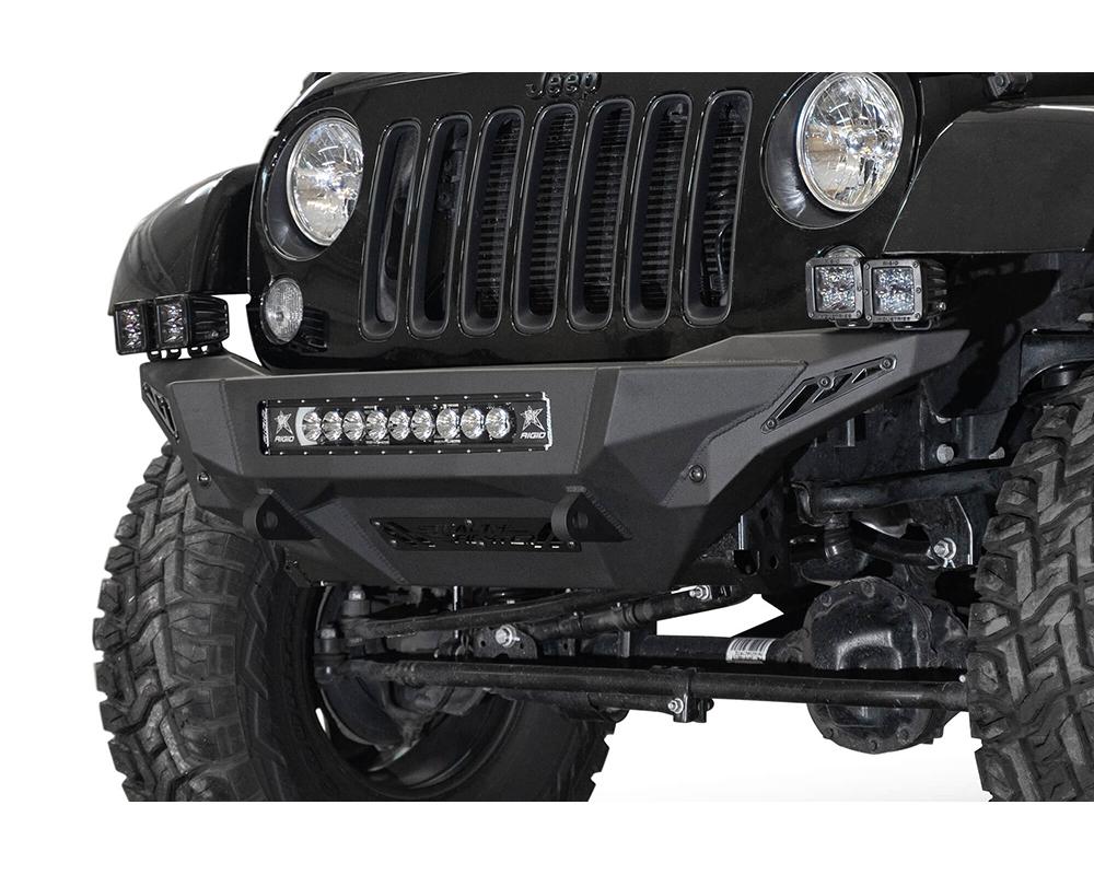 Jeep Wrangler Jk Front Bumper >> Addictive Desert Designs 07 18 Jeep Wrangler Jk Stealth Fighter Front Bumper