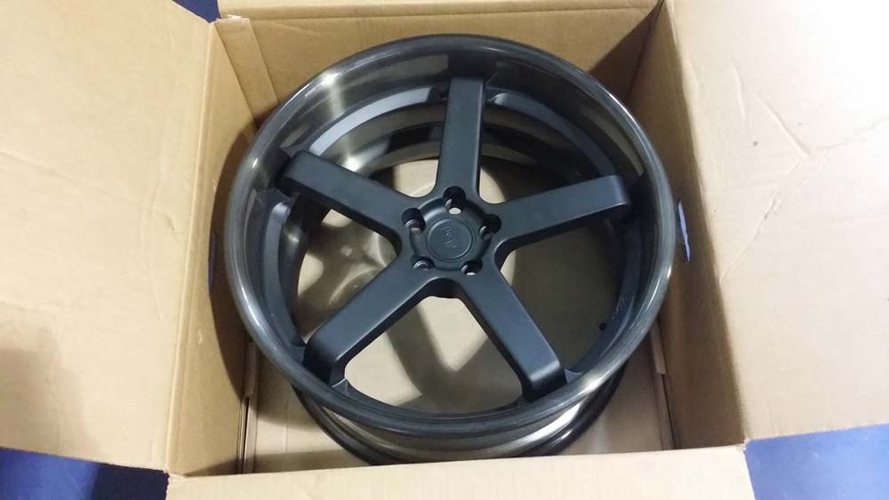 Image of Niche 2 piece Front and Rear Forged Wheels 19 inch Scion FRS Subaru BRZ