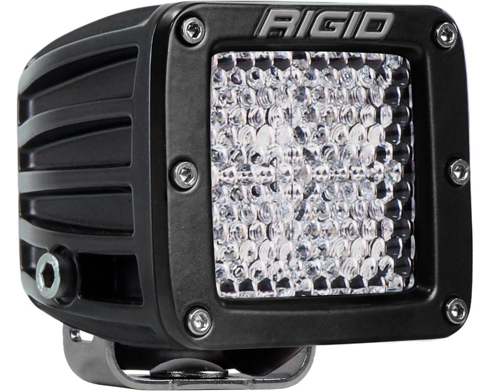 RIGID Industries Diffused Surface Mount Black D-Series Pro - 201513