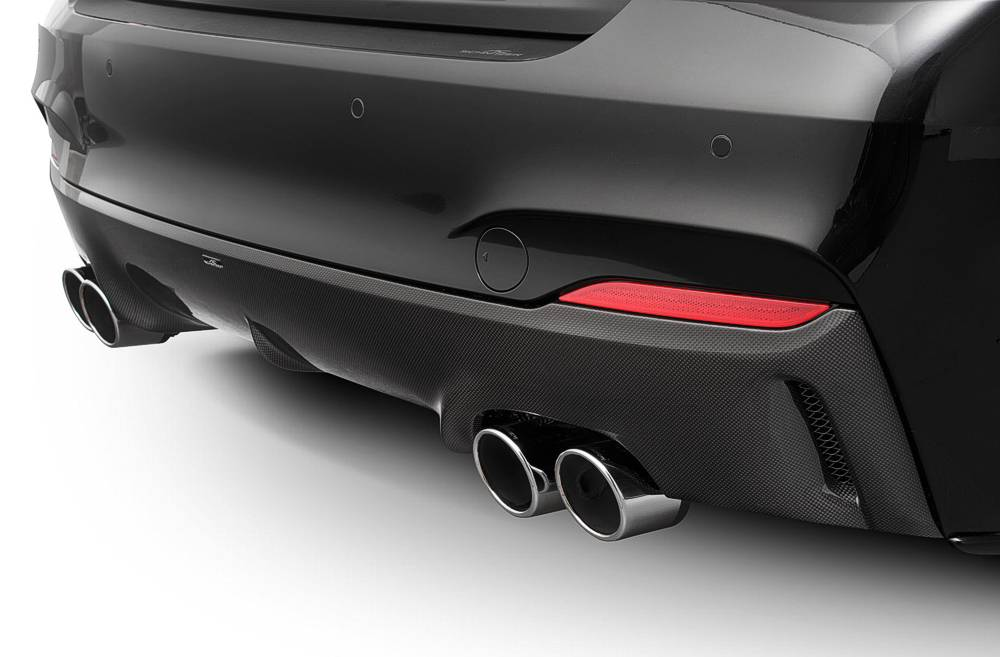 AC Schnitzer Quad Sport Exhaust Tail Pipes BMW G30|G31 530d/540d/M550d - 1814330310