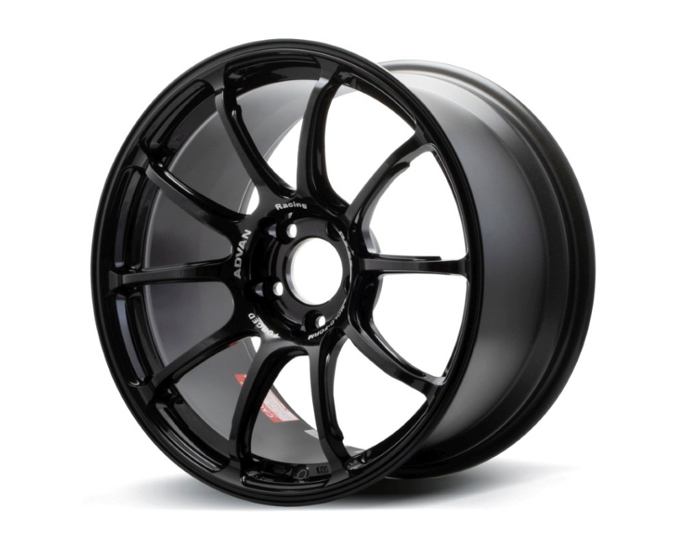 Advan RZ-F2 Wheel 18x8.5 5x114.3 38mm Racing Titanium Black - YA28H38ETB