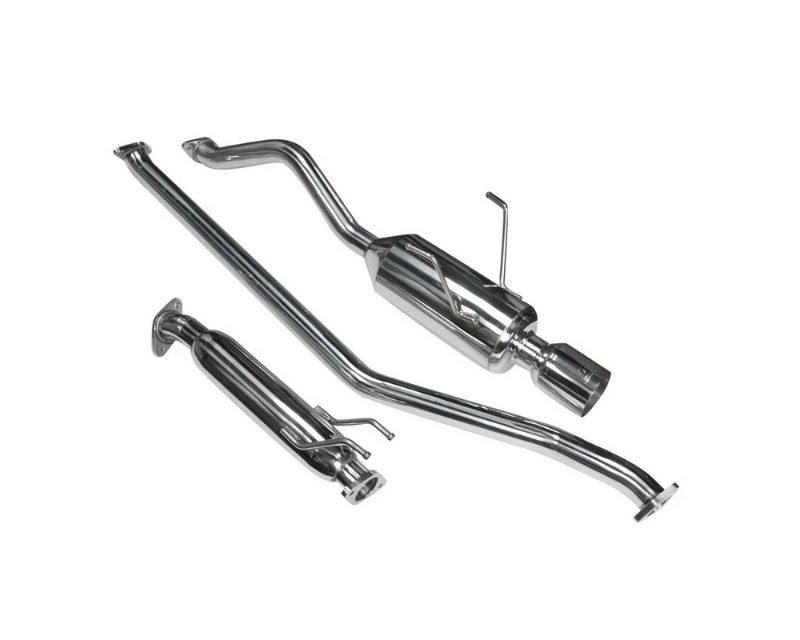 DC Sports Stainless Exhaust System Honda Civic 2001-2005 - SCS7024