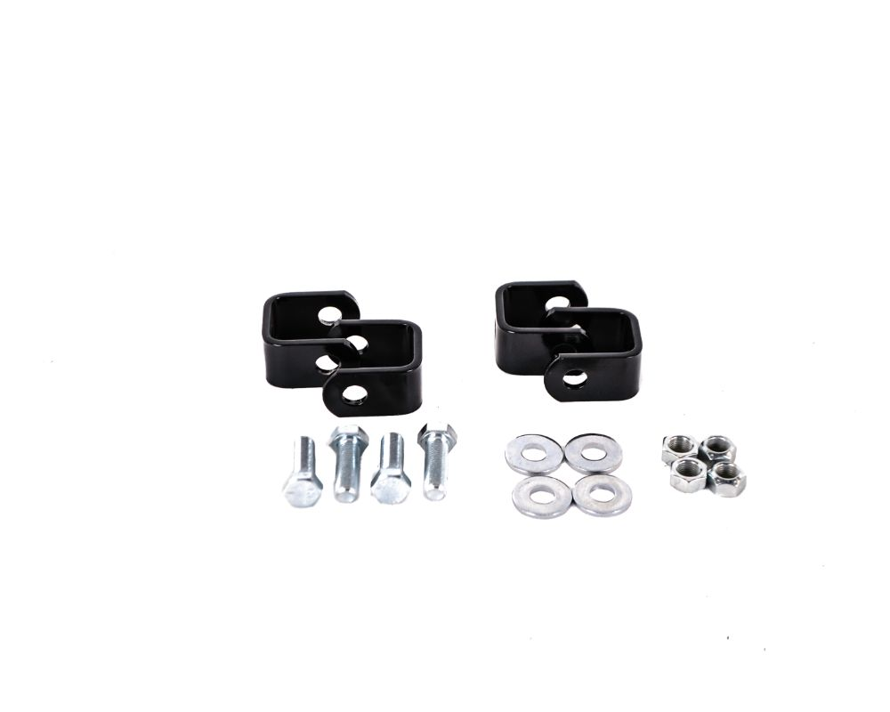 Hellwig Adjustable End Link Clevis Kit - 7964