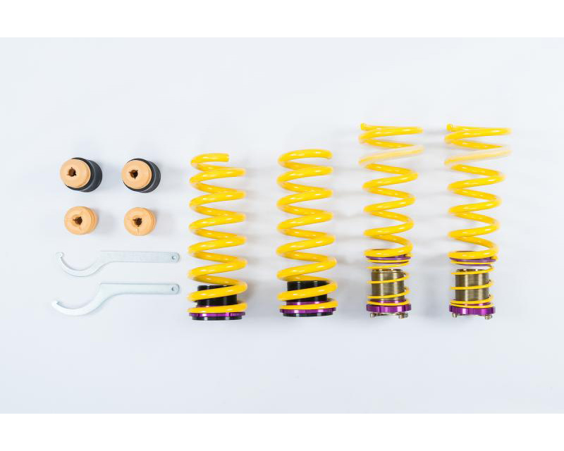 KW H.A.S. Coilover Spring Kit Dodge Challenger | Charger All Models w/ & w/o Electronic Suspension (Bilstein Dampers) 2011+ - 25327018