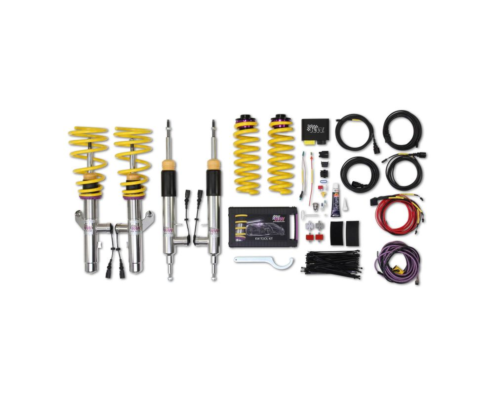 KW DDC ECU Coilover Kit BMW 3-Series E91 2WD Wagon 2006-2012 - 39020006