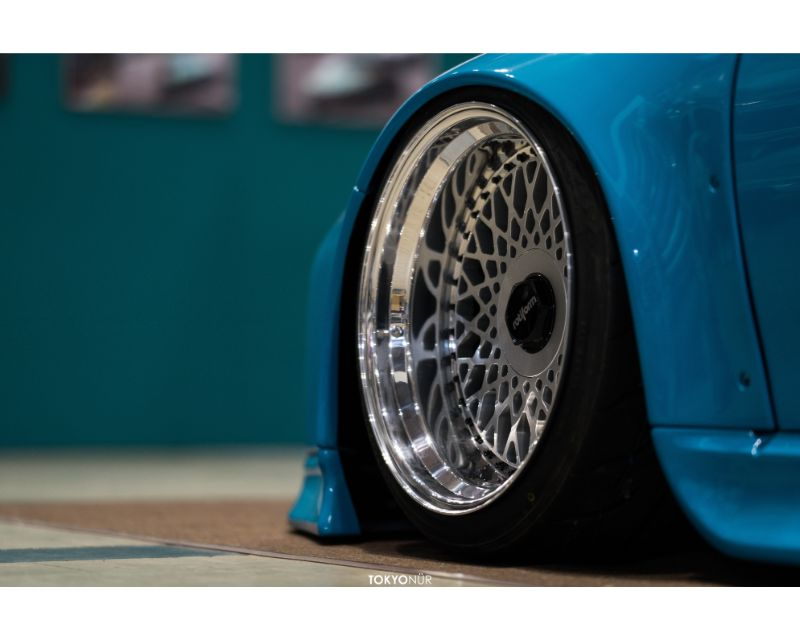 Old&New Front Fender Porsche 997 - TC-ON1-S997-FF