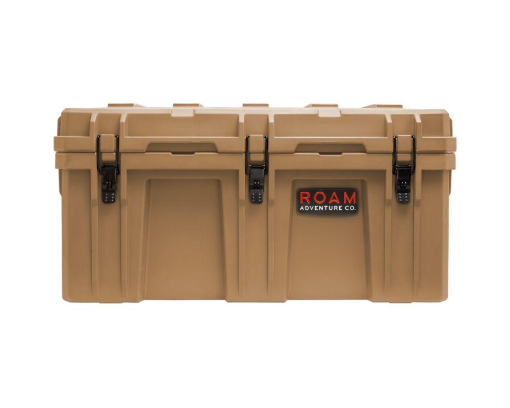 ROAM Adventure Co 160L Dessert Tan Rugged Case - ROAM-CASE-160L-DESERTTAN