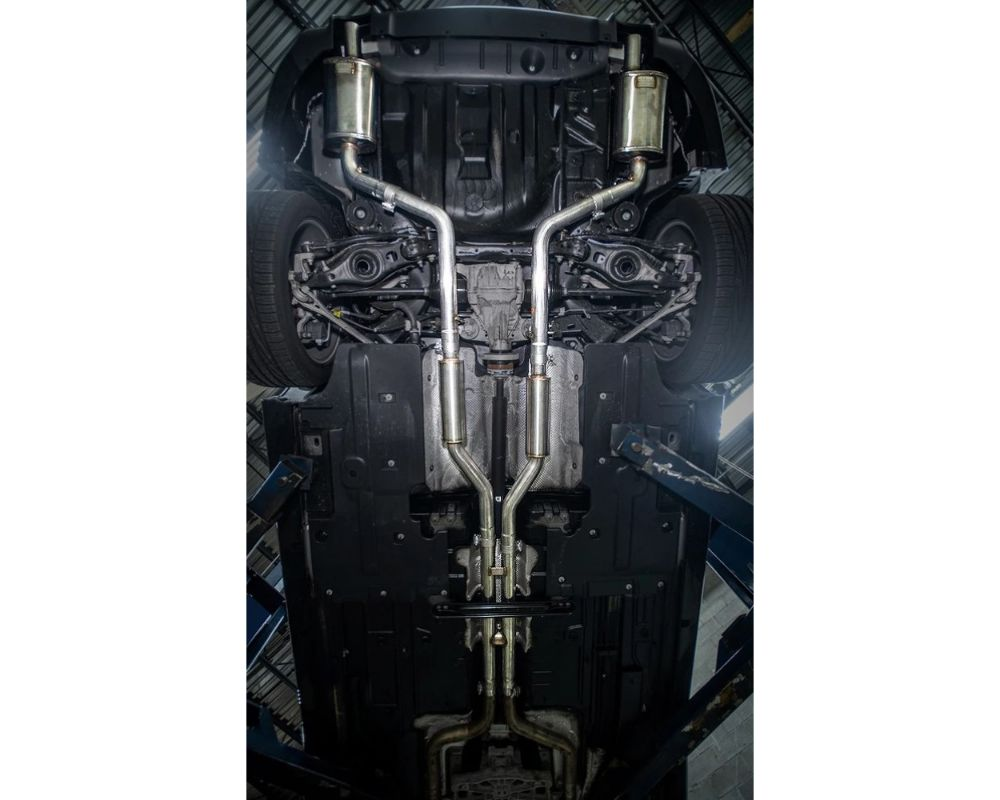 RIPP Supercharger Exhaust System Dodge|Chrysler 2011-2018 - 18LX36CBE