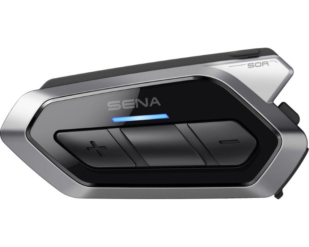 Sena 50R Bluetooth Communication System w/ Mesh Intercom - 50R-01