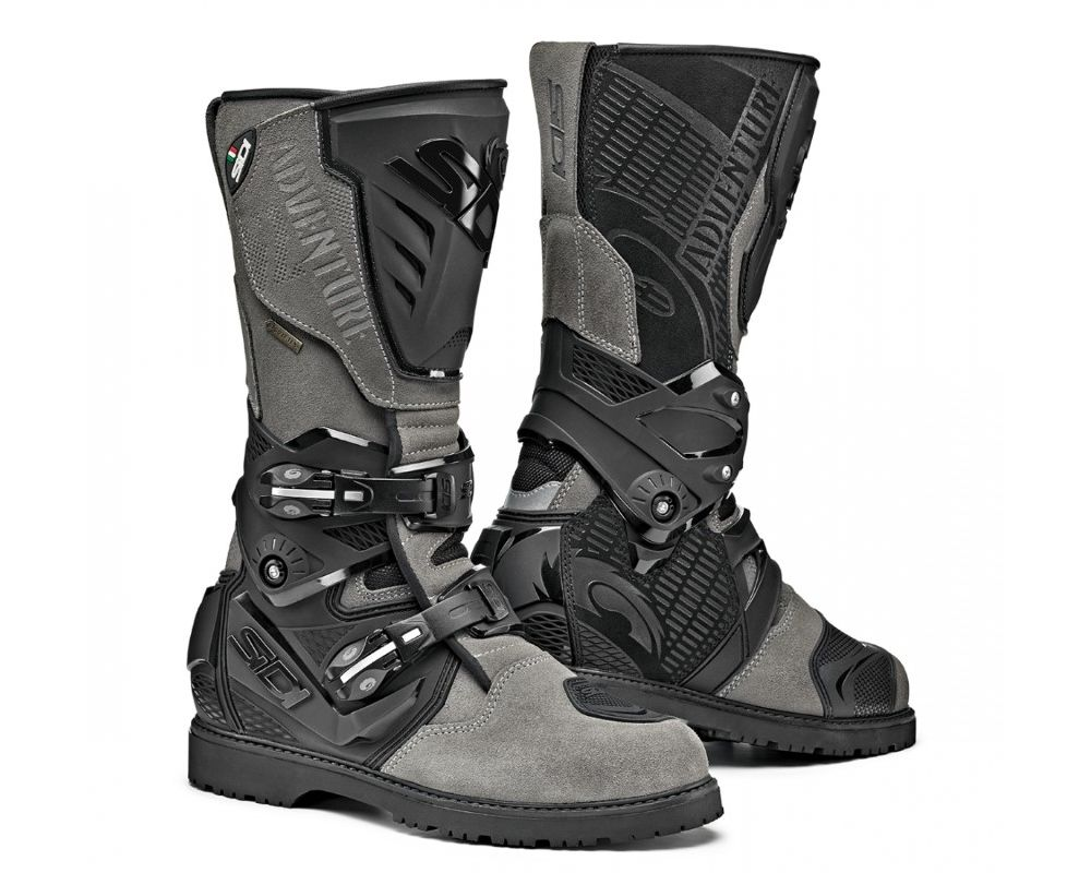 Sidi Adventure 2 Gore-Tex Boots - SIT-AG2-GYGY-42