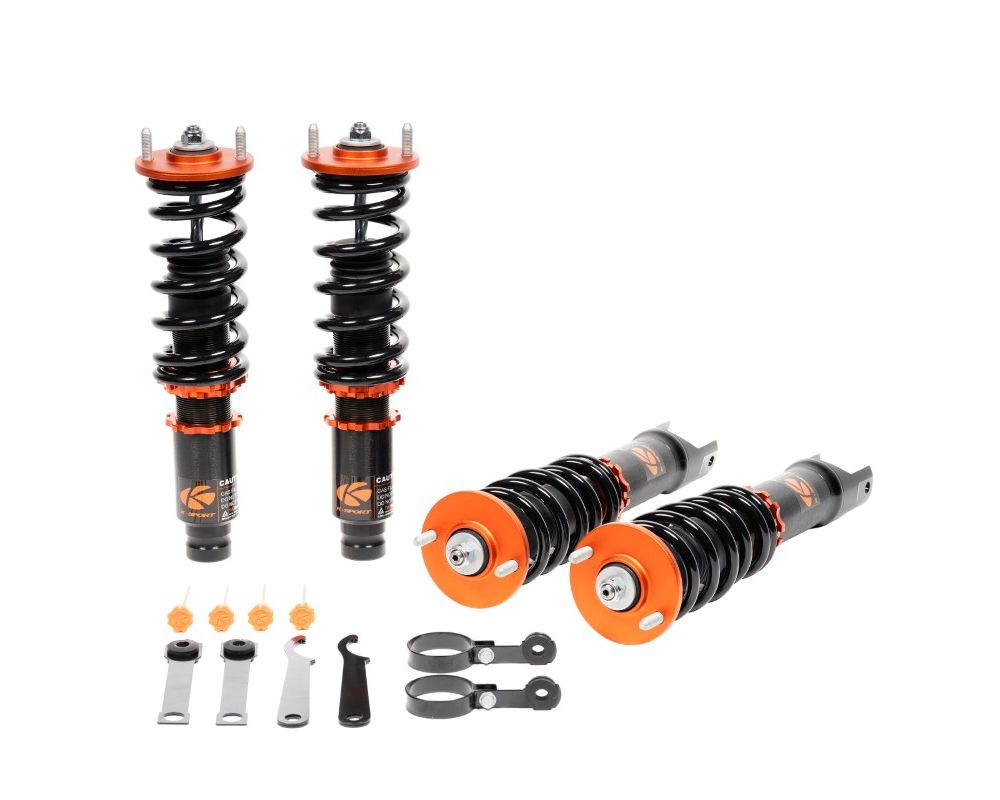 Ksport Kontrol Pro Coilover Kit Nissan Skyline 1999-2002 - CNS170-KP
