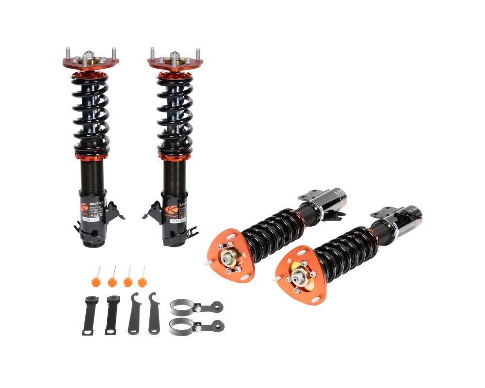 Ksport GT Pro Coilover Kit Subaru Legacy 1995-1999 - CSB100-GT