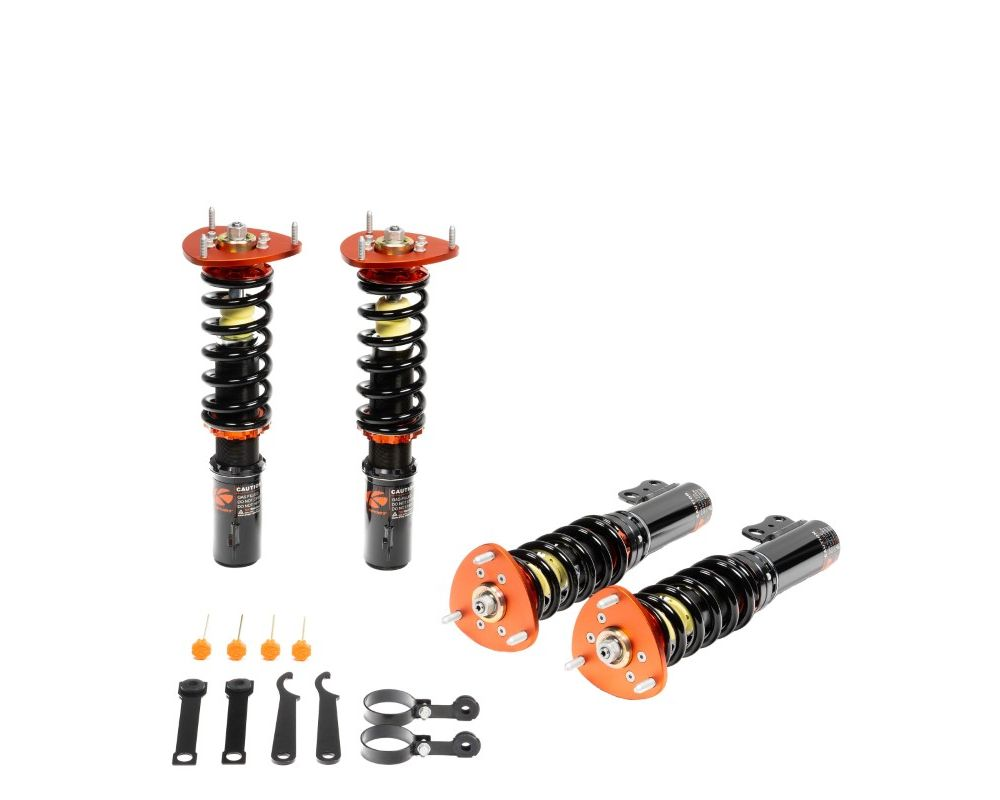 Ksport Version RR Road Race Coilover Kit Hyundai Tiburon 2003-2008 - CHY050-RR