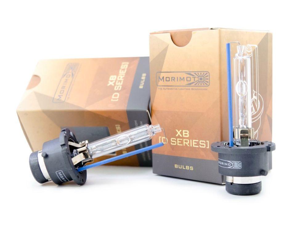 Morimoto D2S XB 6K 35W HID Bulbs Pair - MM.N.065