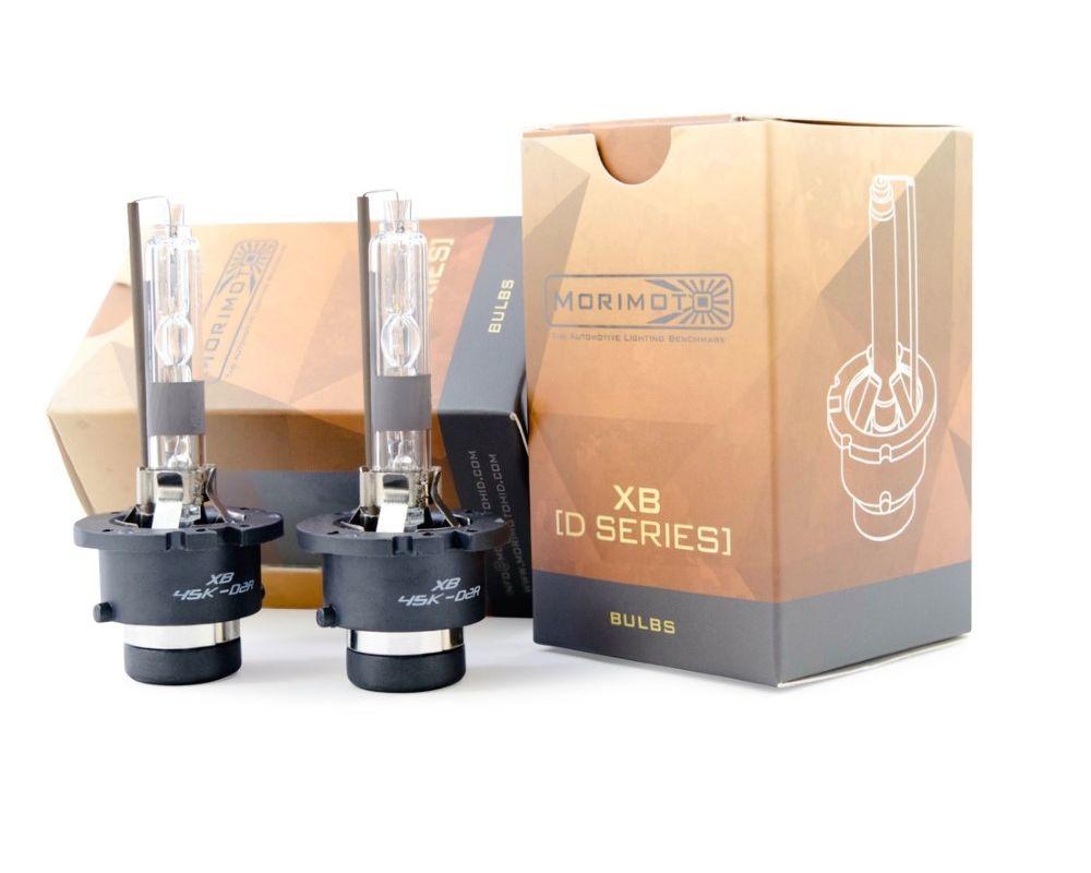Morimoto D2R XB 6K HID Bulbs Pair - MM.N.068