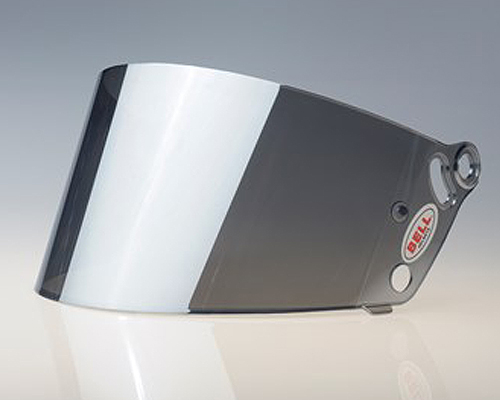Bell Racing 288 SRV 3MM Silver Chrome  Replacement Shield