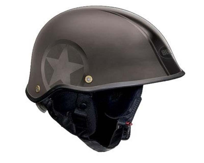 Image of Bell Racing Drifter DLX Black OPS Helmet LG 58-59