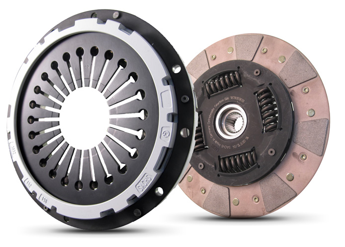 Clutch Masters FX400 Clutch Kit Full Face Ceramic Porsche 997 Turbo | GT2 | GT3 07-09 - 20934-HDCL