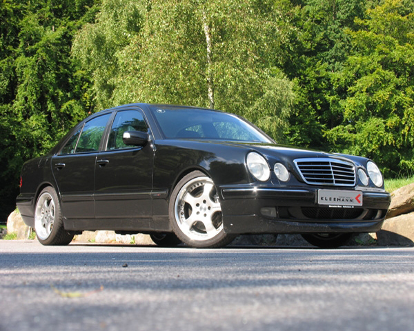 Kleemann Spoiler Kit for Mercedes E-Class W210 00-03
