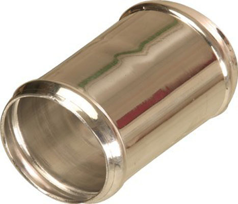 Aluminum Straight Coupler 1.25 Inch Diameter 3 Inch Length ETL Performance - 211003