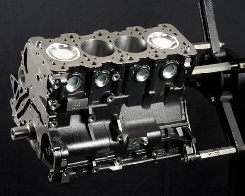 Tomei 2.3L Complete Short Block Mitsubishi EVO IX 4G63 06-08 - 213320