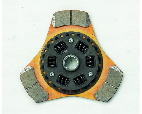 Image of SPOON Sports 3-Pad Metal Clutch Disc Acura RSX Base K20A3 02-06
