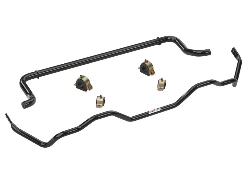 Hotchkis Black Sport Sway Bar Set Audi A6 Allroad 00-05 - 22815
