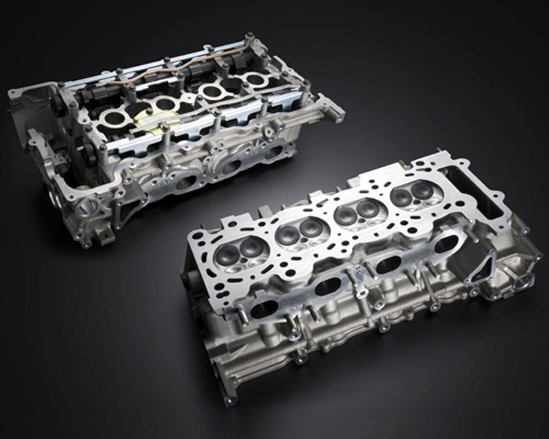 Tomei Phase 2 Cylinder Head Nissan 240SX S14 / S15 SR20DET 95-02 - 232011